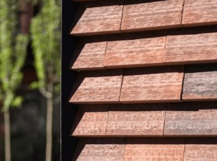 Tegl anvendes i Fabulas boliger