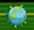 Grafisk element. Klima indsats