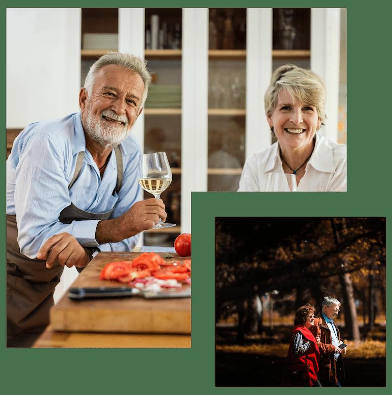 Seniorliv i bofællesskabet